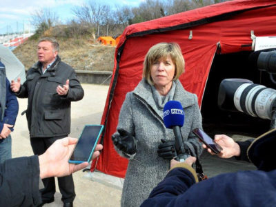 U Kostreni održana terenska vježba sprečavanja katastrofa