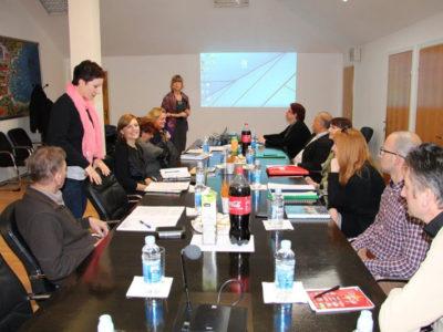 Slike sa sastanaka poduzetnika
