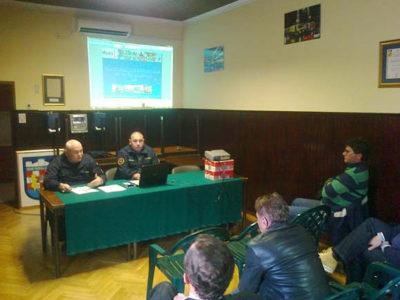 Smotra pripadnika postrojbi CZ opće namjene gradova i općina PGŽ