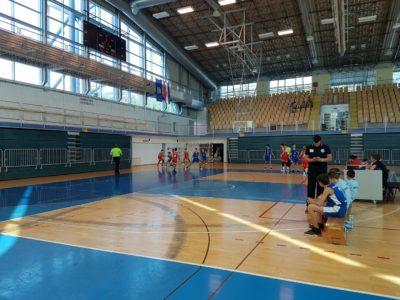 Košarka vs. Dijabetes 2:0