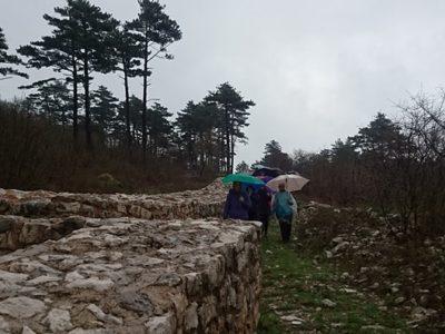 U sklopu projekta Claustra+ održan terenski posjet Solinu