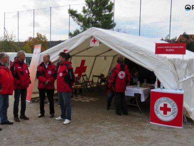 Održana vježba postrojbi civilne zaštite gradova i općina riječkog prstena