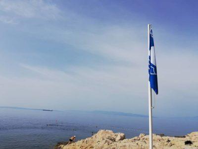 U Svežnju deseti put zavijorila Plava zastava