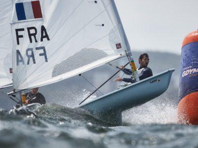 Marijan Mavar jedrio na Svjetskom prvenstvu u Poljskom gradu Gdynia