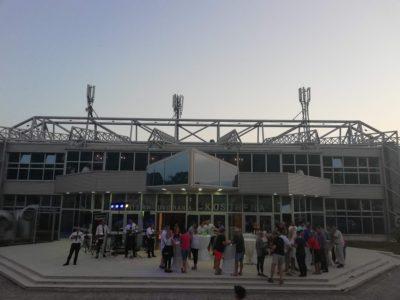 Otvoren međunarodni rukometni kamp