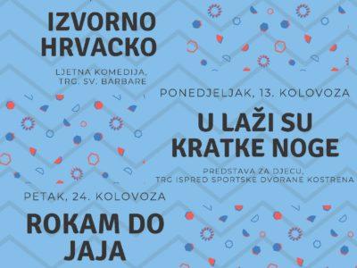 Ljetne predstave u Kostreni: SVE U 21