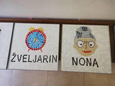 "Kostrensko ""ČA"" u mozaiku"