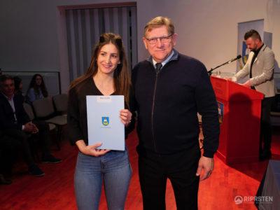 Uručena priznanja najuspješnijim sportašima i sportskim ekipama u 2018. godini
