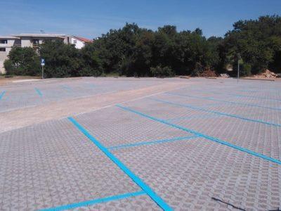 Završeno parkiralište u Svežnju, ostali radovi odvijaju se prema planu