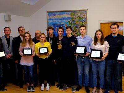 Dodijeljene nagrade najuspješnijim sportašicama i sportašima u 2019.