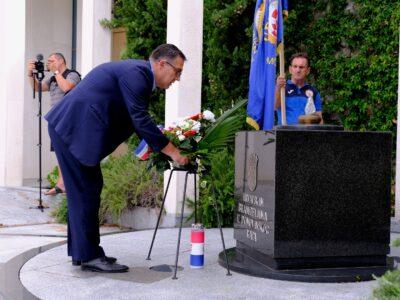 Svečano obilježen Dan pobjede i domovinske zahvalnosti i Dan hrvatskih branitelja