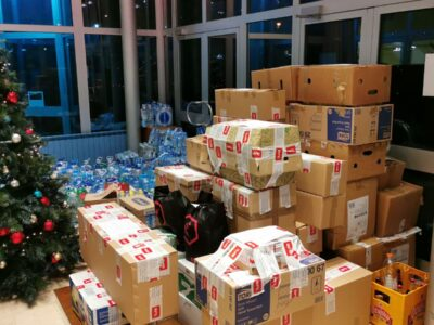 Izniman odaziv mještana u prikupljanju donacija stradalima u potresu