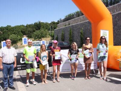 Drugi Kostrena Mountain Trail okupio više od 130 sudionika